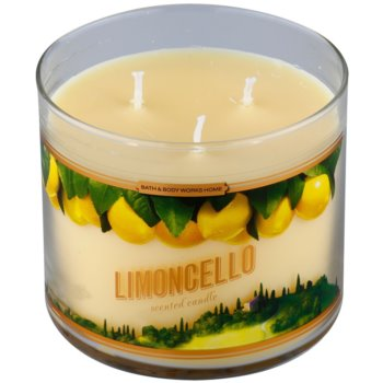 Bath & Body Works Limoncello lumanari parfumate 1