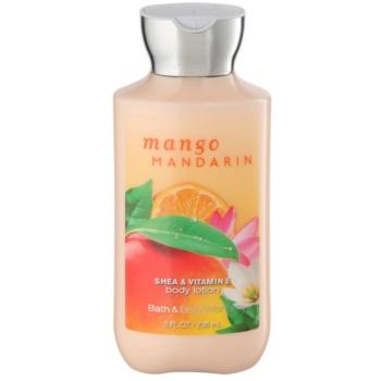Bath & Body Works Mango Mandarin Lapte de corp pentru femei 236 ml