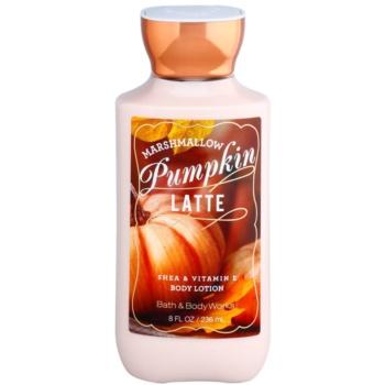 Bath & Body Works Marshmallow Pumpkin Latte testápoló tej nőknek