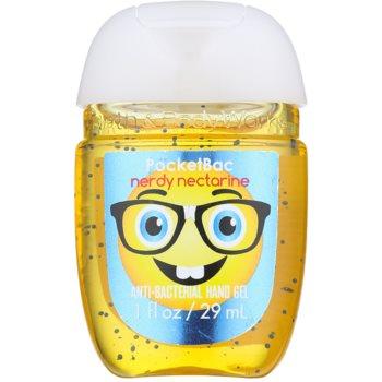 Bath & Body Works PocketBac Nerdy Nectarine антибактериален гел за ръце