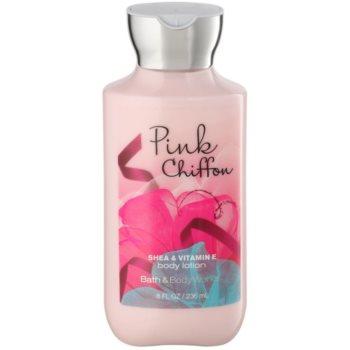 Bath & Body Works Pink Chiffon 12 lapte de corp pentru femei 236 ml