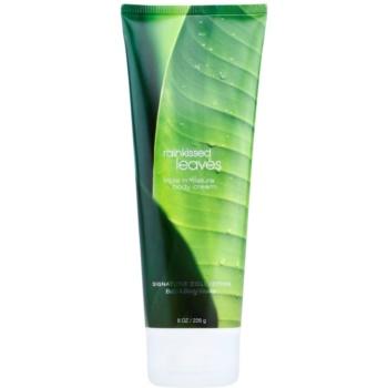 Bath & Body Works Rainkissed Leaves crema de corp pentru femei