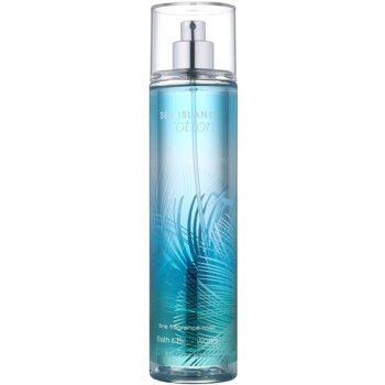 Bath & Body Works Sea Island Cotton spray pentru corp pentru femei 236 ml