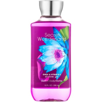 Bath & Body Works Secret Wonderland gel de dus pentru femei 295 ml