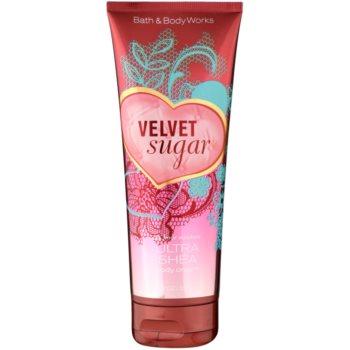 Bath & Body Works Velvet Sugar Körpercreme für Damen