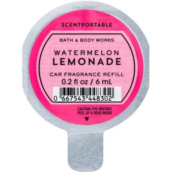 Bath & Body Works Watermelon Lemonade parfum pentru masina Refil