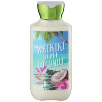 Bath & Body Works Waikiki Beach Coconut Body Lotion for Women
