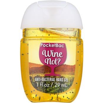 Bath & Body Works PocketBac Wine Not? antibakteriální gel na ruce