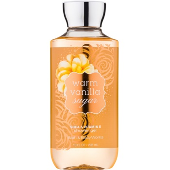 Bath & Body Works Warm Vanilla Sugar gel de dus pentru femei 295 ml