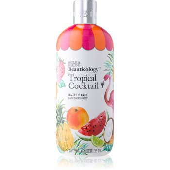 Baylis & Harding Beauticology Tropical Cocktail pěna do koupele 500 ml