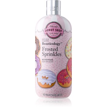 Baylis & Harding Beauticology Frosted Sprinkles pěna do koupele 500 ml