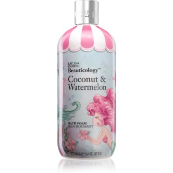 Baylis & Harding Beauticology Coconut & Watermelon pěna do koupele 500 ml
