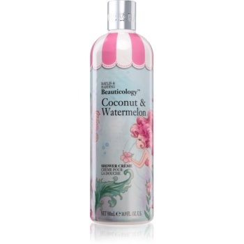 Baylis & Harding Beauticology Coconut & Watermelon sprchový krém 500 ml
