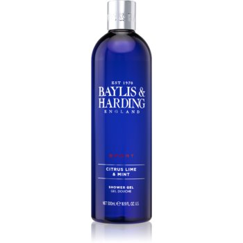 Baylis & Harding Men's Citrus Lime & Mint gel de duș poza noua