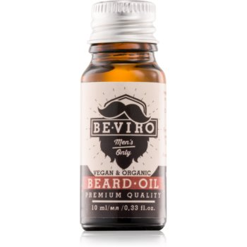 Beviro Men's Only Cedar Wood, Pine, Bergamot Bartöl 10 ml
