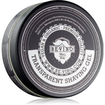 Be-Viro Men's Only Shaving gel incolor pentru ras