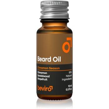 Beviro Cinnamon Season ulei pentru barba