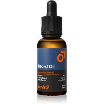 Beviro Honkatonk Vanilla ulei pentru barba