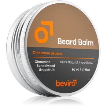 Beviro Cinnamon Season balsam pentru barba
