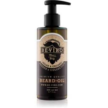 Be-Viro Men´s Only Cedar Wood, Pine, Bergamot ulei pentru barba Cedar Wood, Pine, Bergamot 200 ml