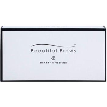 Beautiful Brows Kit popoln videz obrvi v sekundi 4