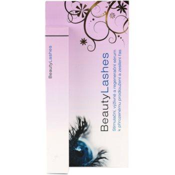 Beauty Lashes Serum стимулююча та поживна сироватка для подовження та зміцнення вій з відновлюючим ефектом 2