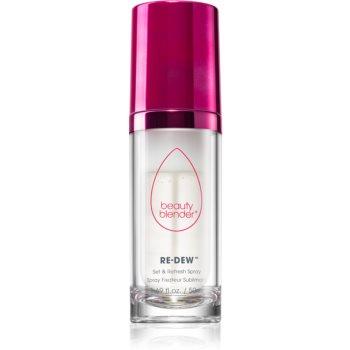 beautyblender® RE-DEW spray pentru fixare și strălucire