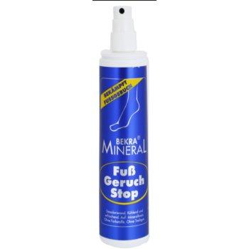 Bekra Mineral Foot-Odour-Stop Mineralien-Spray für Füssen 1