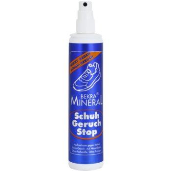 Bekra Mineral Shoe-Odour-Stop Mineralien-Spray für die Schuhe 1