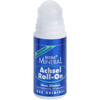 Bekra Mineral Deodorant Roll-On desodorizante roll-on mineral com aloe vera 1