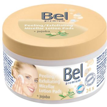Bel Premium servetele micelare decorative cu efect exfoliant imagine