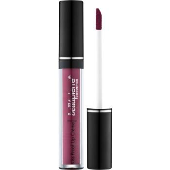 BelláPierre Kiss Proof Lip Créme Ruj de buze lichid, de lunga durata culoare Rose Petal 3,8 g