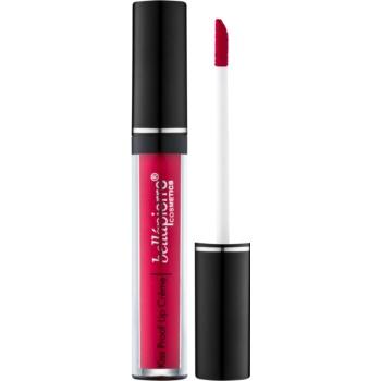 BelláPierre Kiss Proof Lip Créme Ruj de buze lichid, de lunga durata culoare Hothead 3,8 g