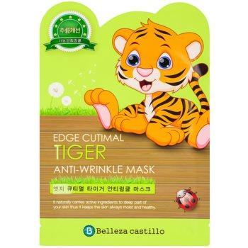 Belleza Castillo Edge Cutimal Tiger mască pentru fermitatea pielii și netezirea ridurilor  25 g