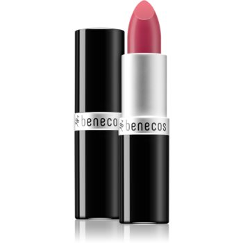 Benecos Natural Beauty ruj crema cu efect matifiant imagine produs