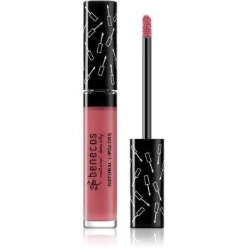 Benecos Natural Beauty lip gloss imagine produs