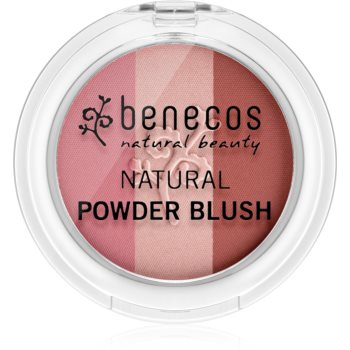 Benecos Natural Beauty blush trio imagine produs