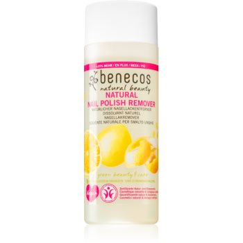 Benecos Natural Beauty Nagellackentferner ohne Aceton 125 ml