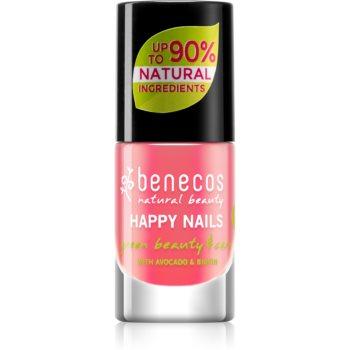 Benecos Happy Nails lac de unghii pentru ingrijire imagine produs