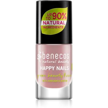 Benecos Happy Nails pflegender Nagellack Farbton You-nique 5 ml