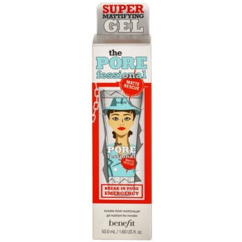 Benefit The POREfessional Invisible Mattifying Gel To shine and expanded pores 2