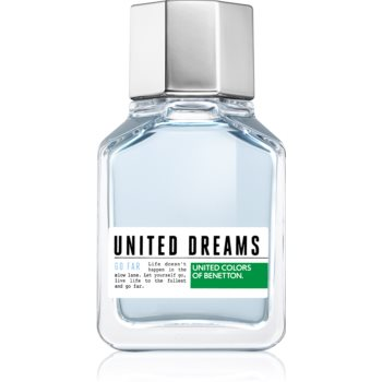 Benetton United Dreams for him Go Far eau de toilette pentru bărbați