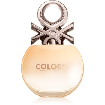 Benetton Colors de Benetton Woman Rose Eau de Toilette 50 ml