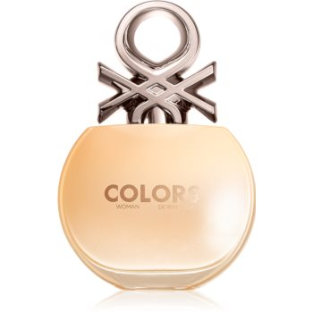 Benetton Colors de Benetton Woman Rose eau de toilette pentru femei