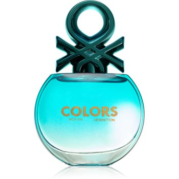 Benetton Colors de Benetton Woman Blue eau de toilette pentru femei