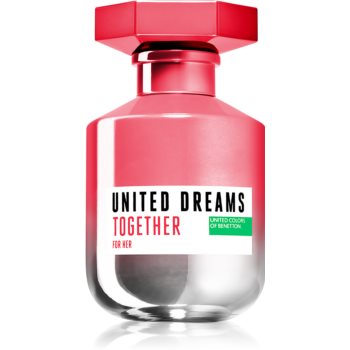Benetton United Dreams for her Together eau de toilette pentru femei
