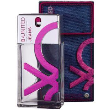 Benetton B. United Jeans Women Eau de Toilette para mulheres 1