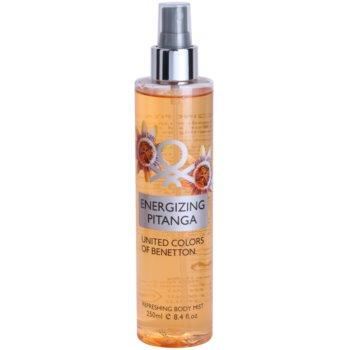 Benetton Energizing Pitanga spray pentru corp pentru femei