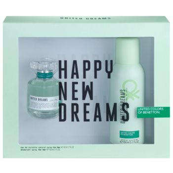 Benetton United Dreams Live Free Geschenksets 2