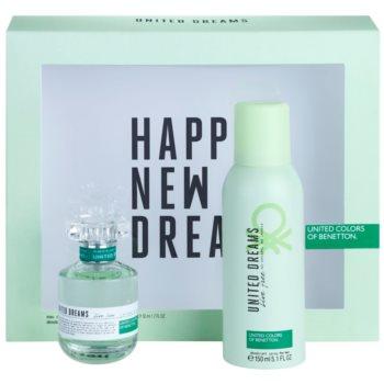 Benetton United Dreams Live Free Geschenksets
